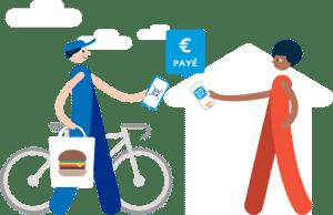 paiement sans contact paypal